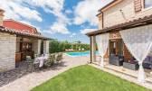 Istra, kuća za odmor s bazenom
