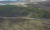 RIJEKA, KUKULJANOVO- industrijska zona, građevinsko zemljište 7662 m2