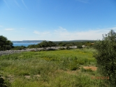 Punat,građevinsko zemljište površine 538m2 150 m do mora