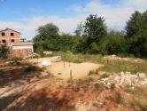 Malinska,građevinsko zemljište sa započetom gradnjom za 4 apartmana